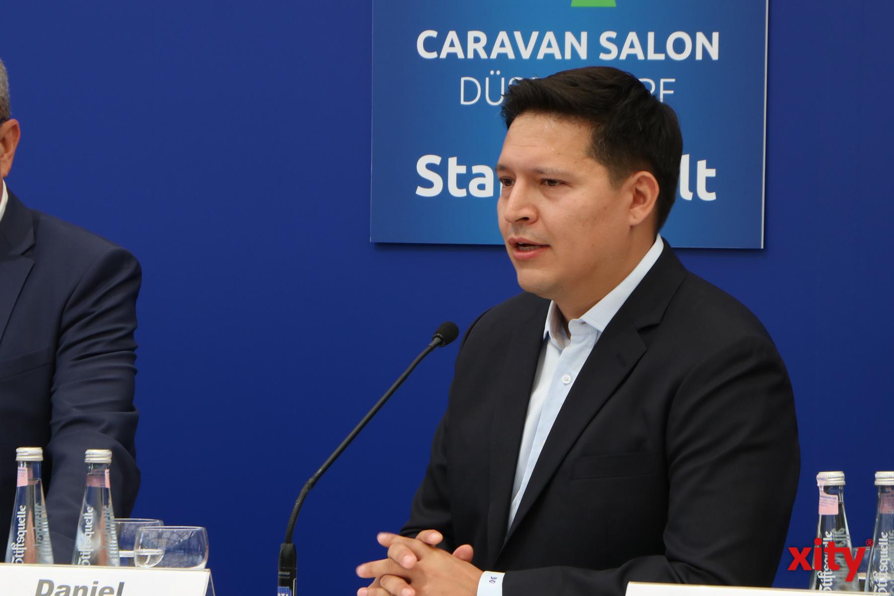 Daniel Onggowinarso, Geschäftsführer Caravaning Industrie Verband e.V. (Foto: xity)
