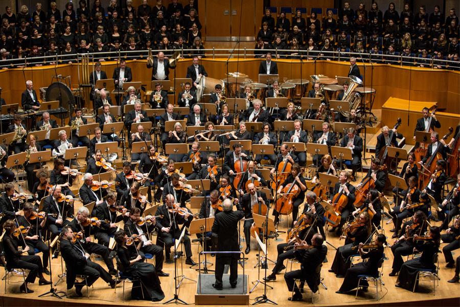 Düsseldorfer Symphoniker gewinnen Opus Klassik