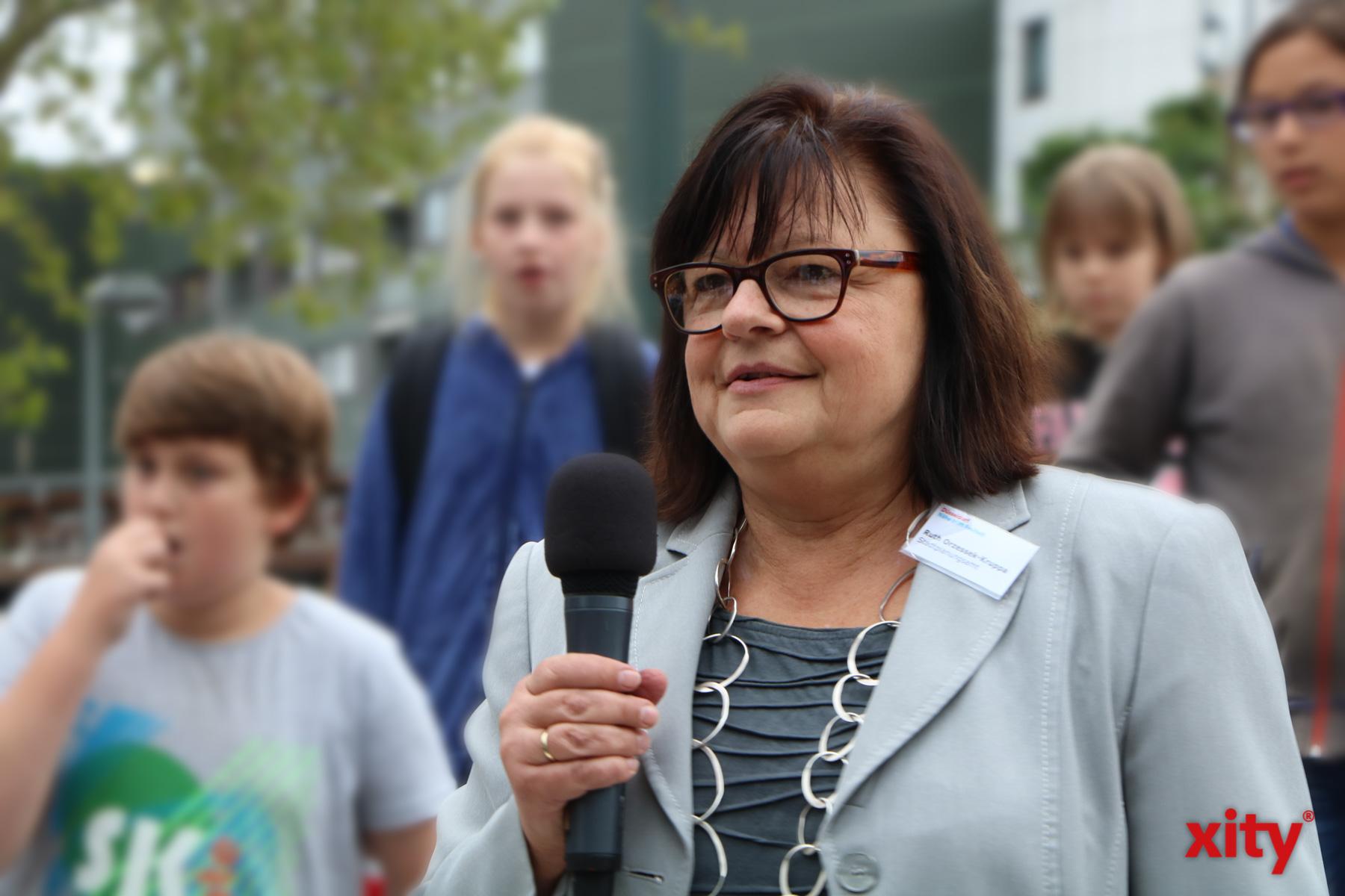 Ruth Orzessek-Kruppa vom Stadtplanungsamt (Foto: xity)