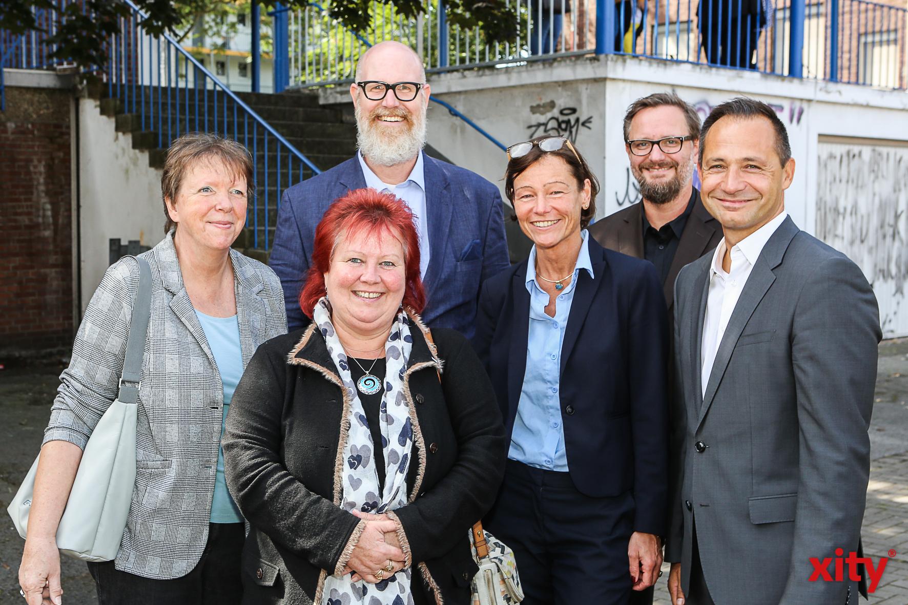 Die Sekundarschule am Biegerpark hat eine neue Dependance am Knevelshof (Foto: xity)