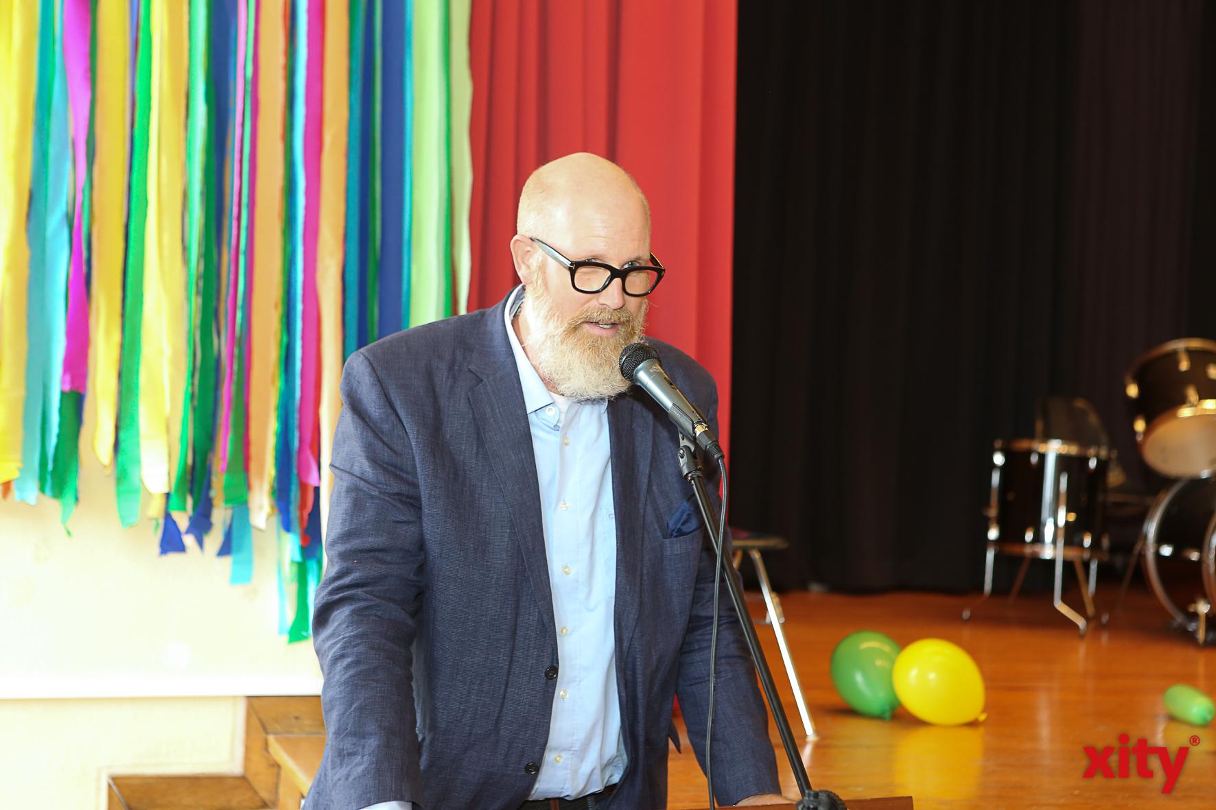 Dirk Vermeulen, Abteilungsleitung II an der SAB Duisburg (Foto: xity)