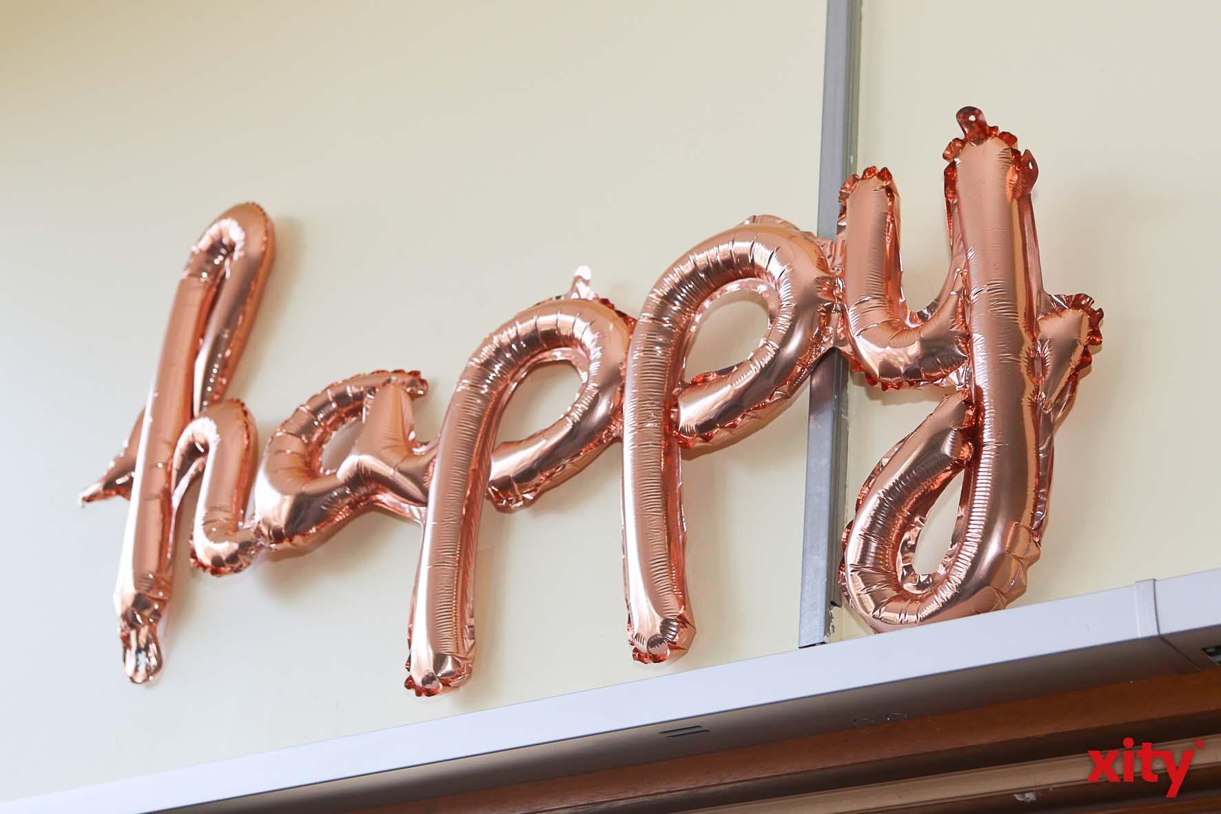 Am Ende sind die Kids und die Lehrer Happy (Foto: xity)