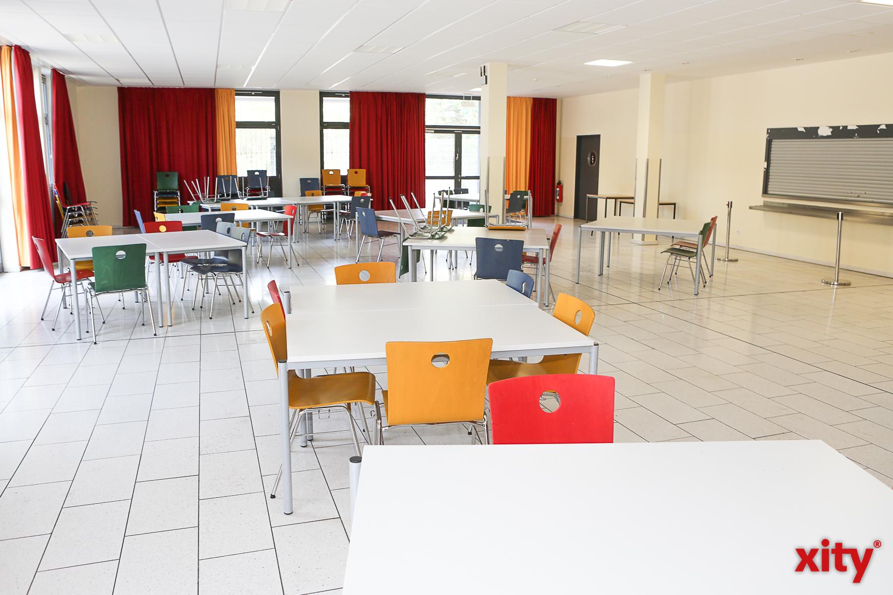 In der neuen Dependance ist genug Platz für die rund 210 Schülerinnen und Schüler (Foto: xity)