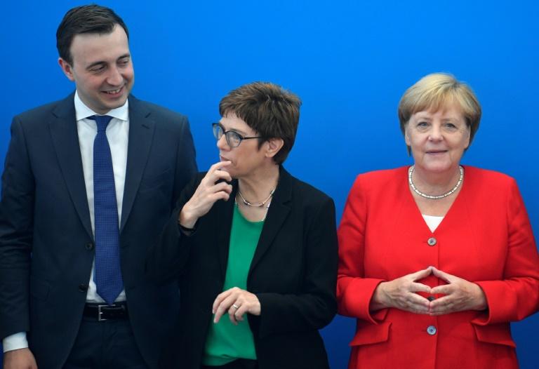 CDU-Generalsekretär ruft Parteiflügel zur Ordnung