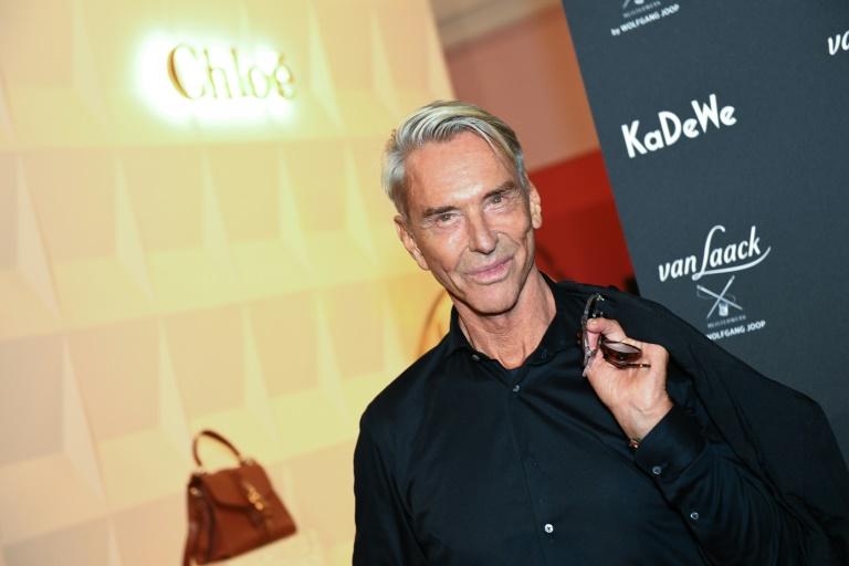 Wolfgang Joop blickt dem Alter trotzig entgegen
