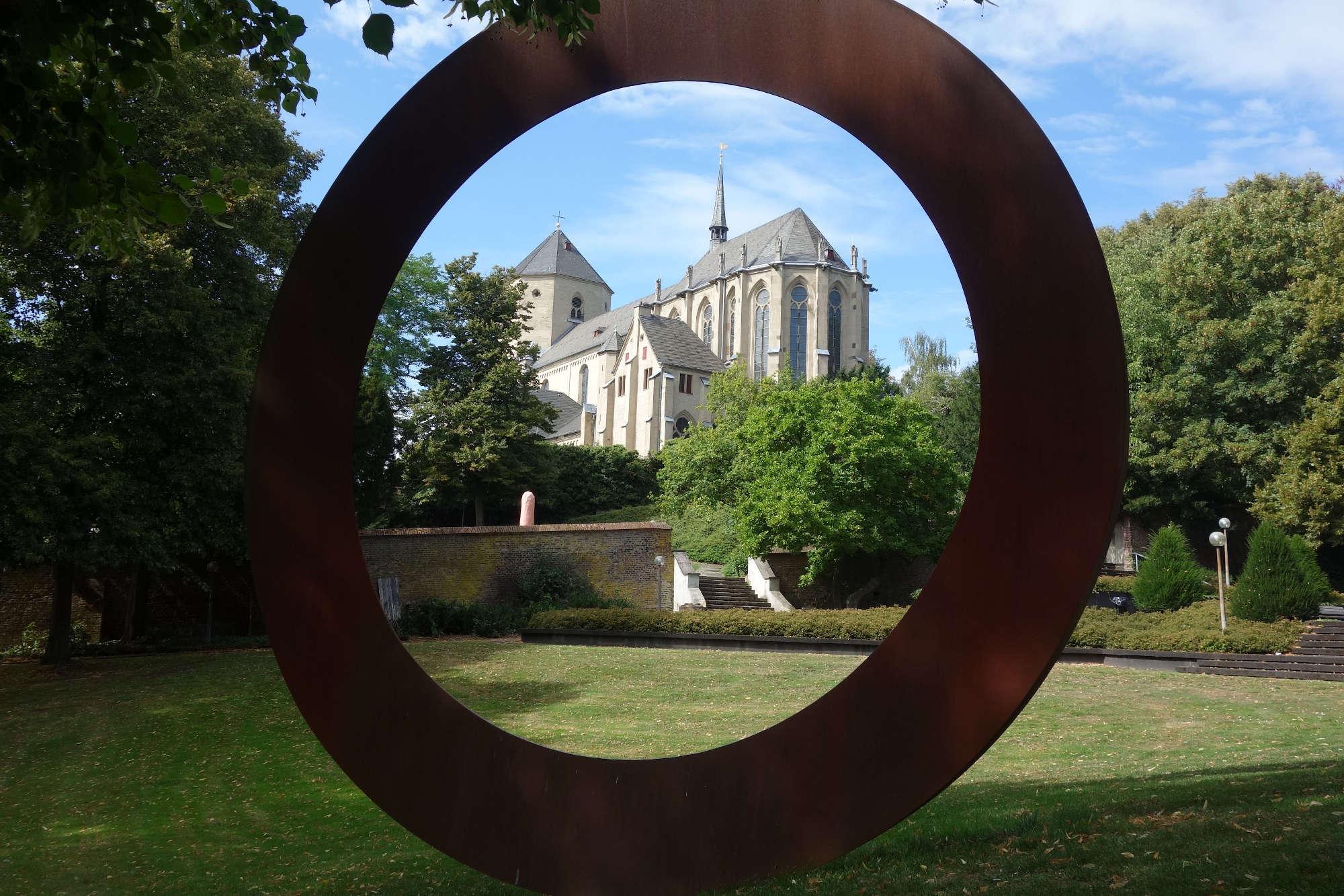 Der nächste Kulturrucksack-Ausflug führt am 29. September 2019 zum Museum Abteiberg nach Mönchengladbach. (Foto: Michael Baaske)