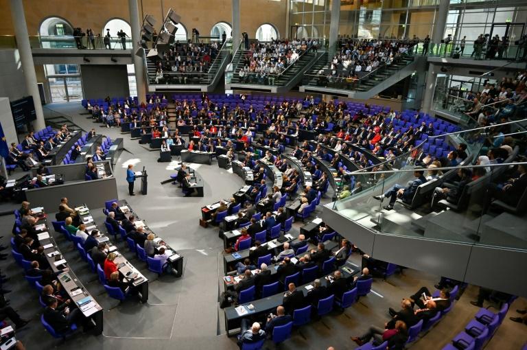Bundestag setzt Haushaltsdebatte mit Beratung von Einzel-Etats fort (© 2019 AFP)
