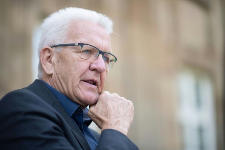 Erklärung zur Zukunft von Stuttgarter Ministerpräsident Kretschmann erwartet (© 2019 AFP)