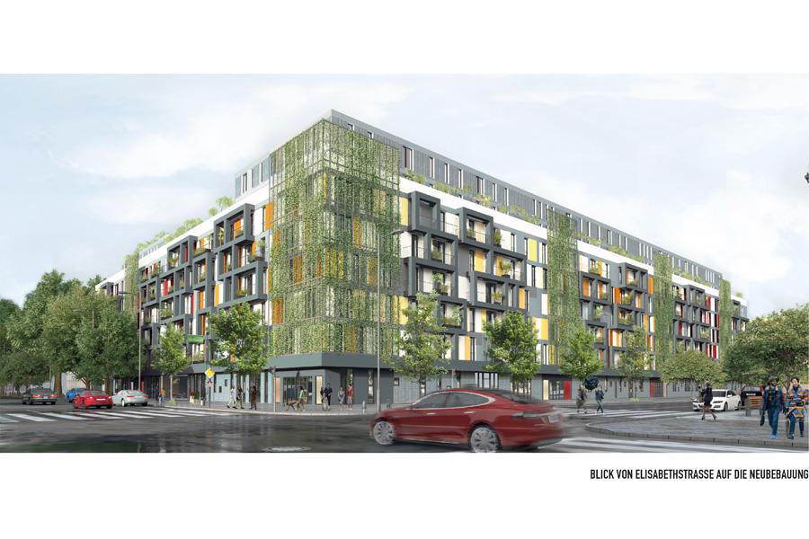 Animation: 1. Preisträger (Foto: Wienstroer Architekten Stadtplaner aus Neuss mit scape Landschaftsarchitekten, Düsseldorf)