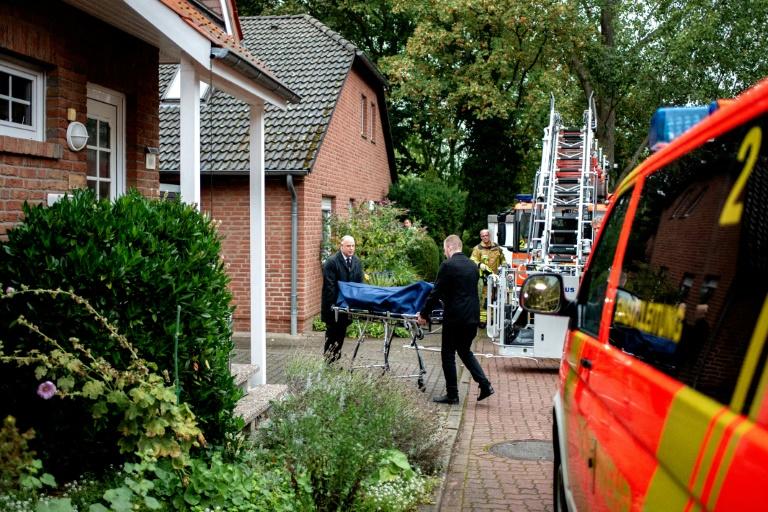 Versteckte Leiche in Wohnung von vermisster Frau aus Hannover gefunden (© 2019 AFP)
