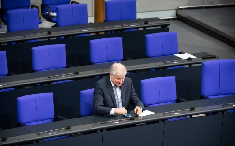 Seehofer: Rechtsextremismus in Deutschland genauso gefährlich wie Islamismus (© 2019 AFP)