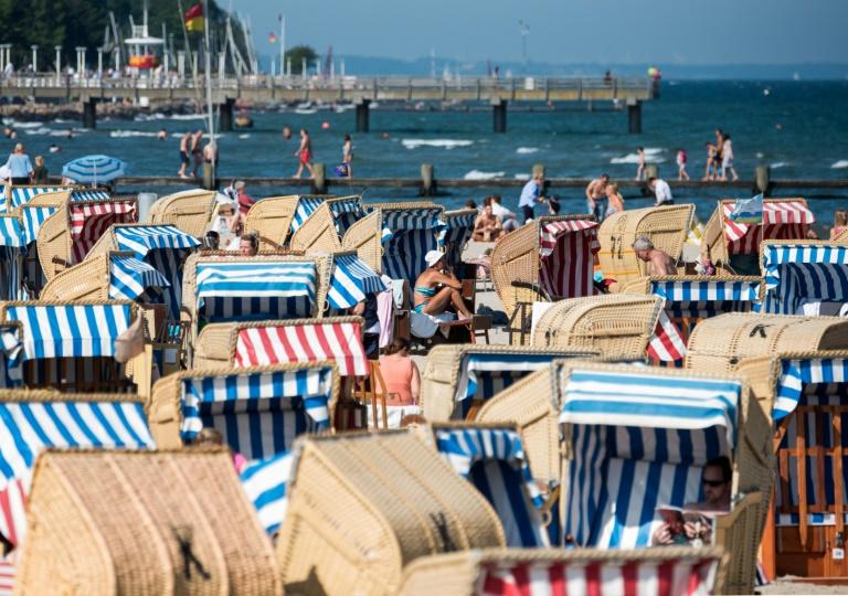 "Deutsche Tourismusbranche fordert längeren bundesweiten ""Sommerferienkorridor"" (© 2019 AFP)"