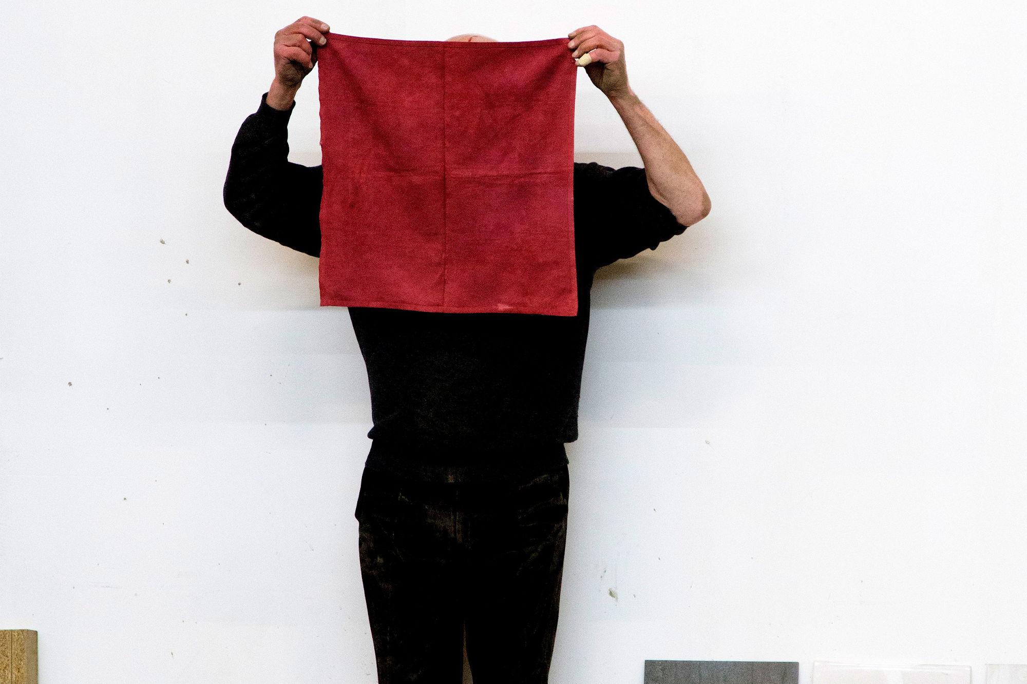 Boris Nieslony wird mit weiteren internationalen Künstlern verschiedene Performances im Museum Ratingen veranstalten. (Foto: Boris Nieslony)