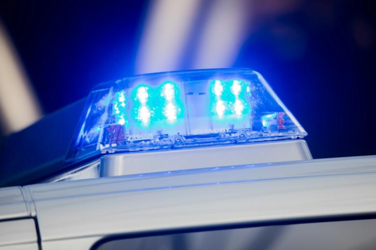 Polizei durchsucht bei Anti-Schleuser-Razzia 33 Objekte in fünf Ländern (© 2019 AFP)