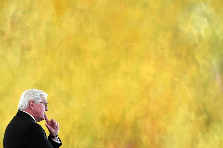 Steinmeier: AfD ist nicht bürgerlich (© 2019 AFP)