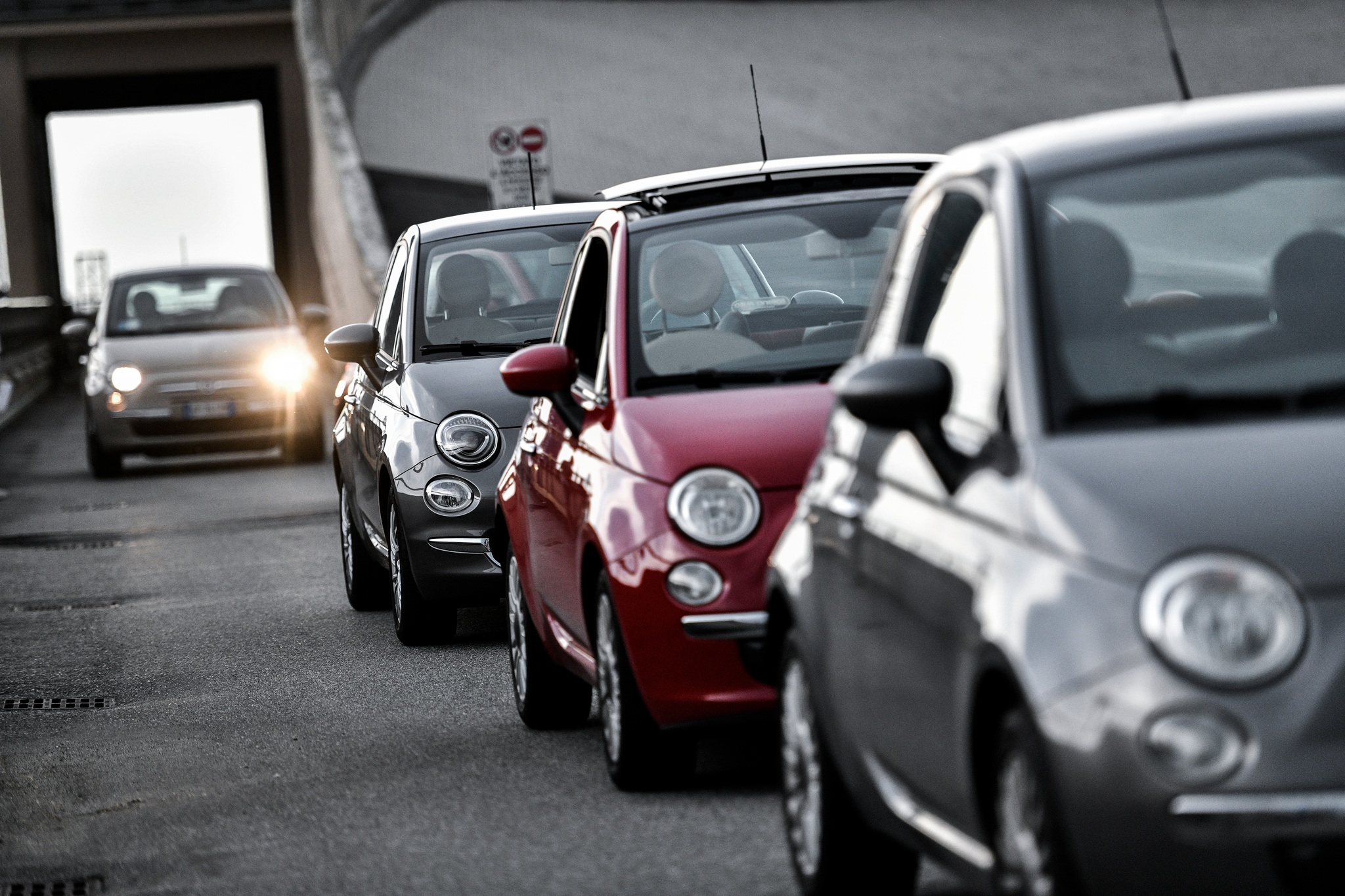 Drei Millionen Fiat 500 in Europa verkauft
