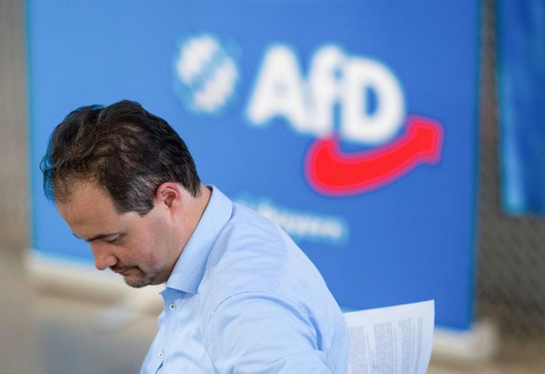 """Bayerischer AfD droht bei Vorstandswahl Machtkampf um """"Flügel""""-Unterstützer"""