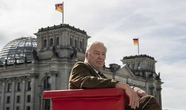Gauland verweigert sich in der ARD direkten Fragen der Zuschauer (© 2019 AFP)