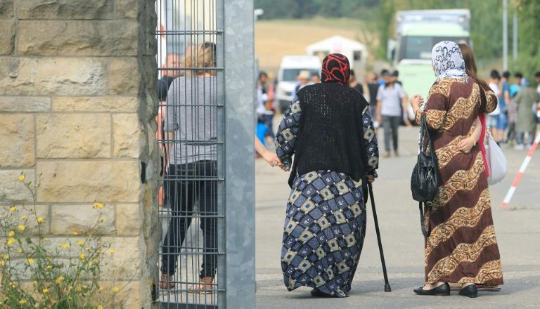 Zahl der Empfänger von Asylbewerberleistungen um 12 Prozent gesunken