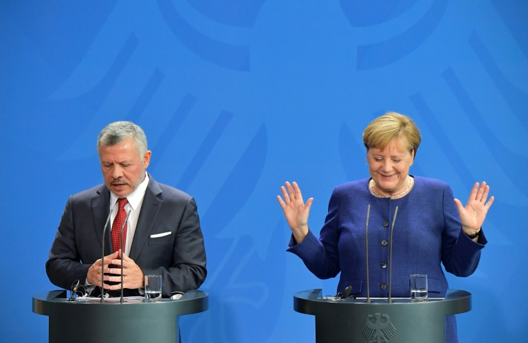 Merkel lehnt Wiederaufnahme von Rüstungsexporten nach Saudi-Arabien ab