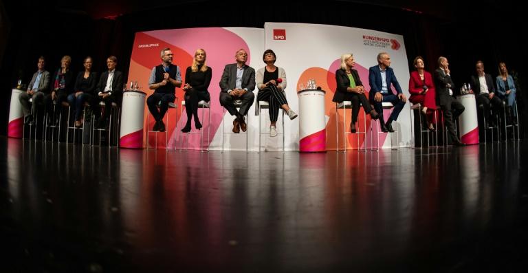 425.000 SPD-Mitglieder können an Vorsitzenden-Wahl teilnehmen
