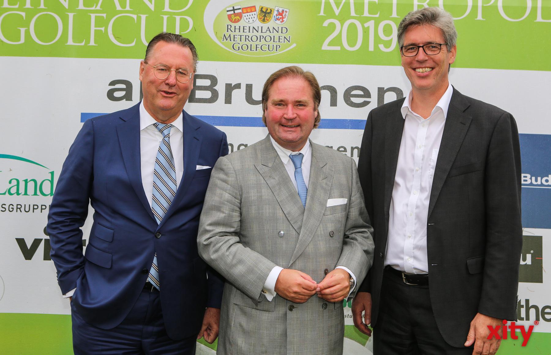 Dr. Alexander Schröder-Frerkes, Lutz Lienenkämper und  Marcel Philipp (Foto: xity)