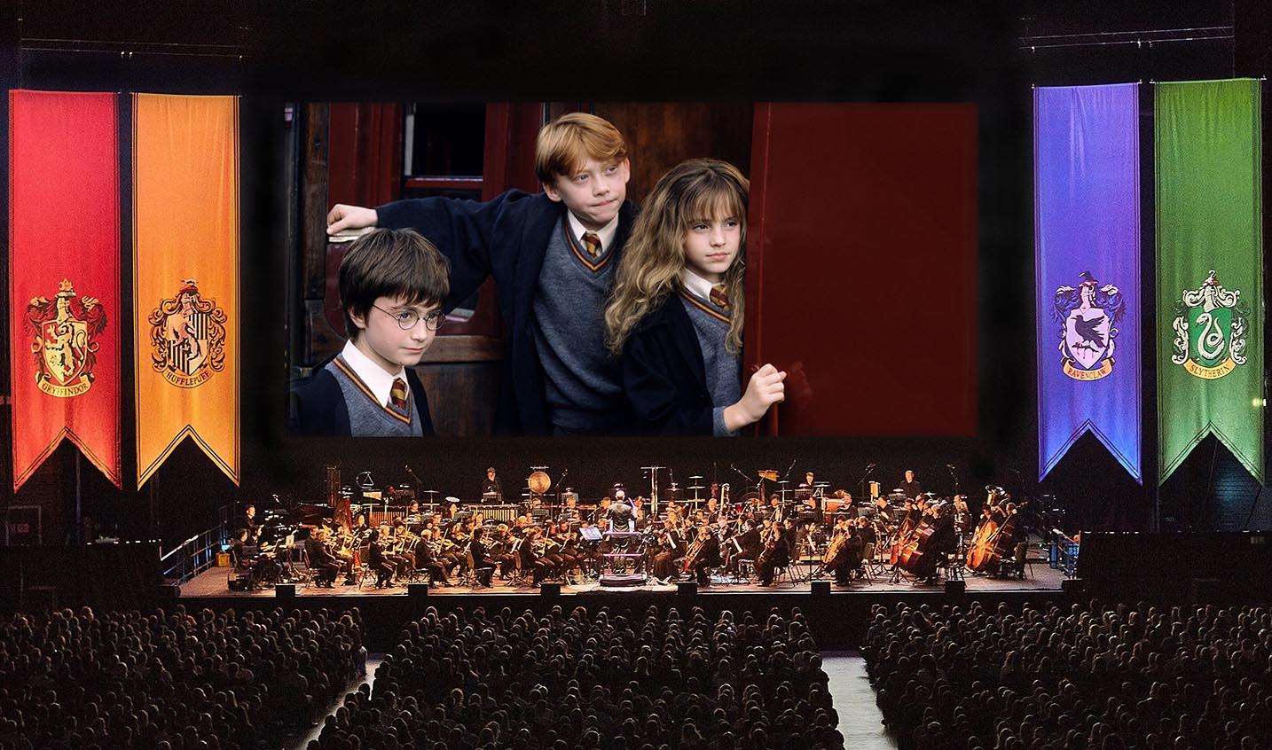 Harry Potter in der Lanxess Arena Köln