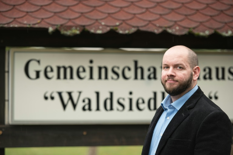 NPD-Politiker in Hessen soll am 22. Oktober als Ortsvorsteher abgewählt werden (© 2019 AFP)