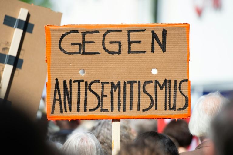 Verfassungsschützer gehen gegen israelkritische BDS-Bewegung vor (© 2019 AFP)