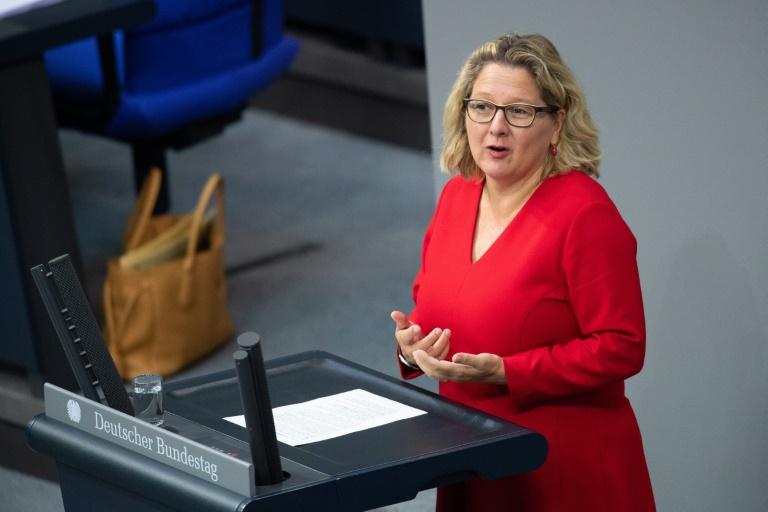 GroKo wirbt im Bundestag für breiten Klima-Konsens (© 2019 AFP)