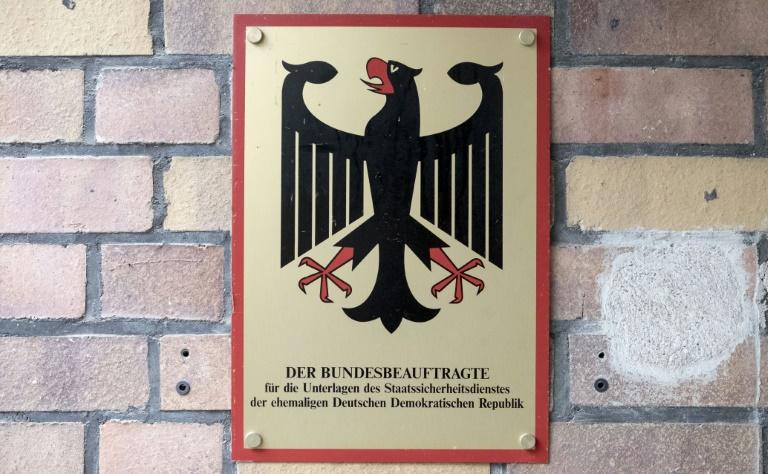Jahn verteidigt Pläne für Stasi-Unterlagen-Behörde (© 2019 AFP)