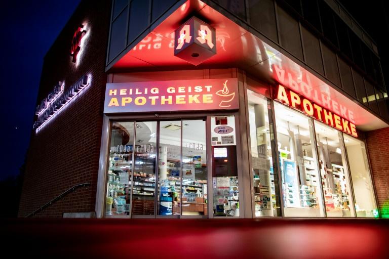 Nach Tod von Schwangerer und Baby in Köln drei Apotheken geschlossen (© 2019 AFP)