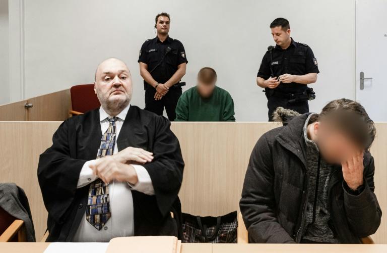 23-Jähriger wegen Mordes mit Pflanzenschutzmittel zu neun Jahren Haft verurteilt (© 2019 AFP)