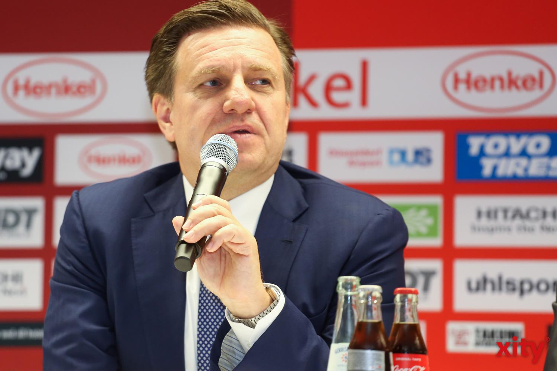 Ingo Zielonkowsky, Vorsitzender der Geschäftsführung Jobcenter Düsseldorf (Foto: xity)
