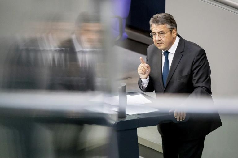 Bericht: Gabriel verlässt Bundestag schon im November (© 2019 AFP)