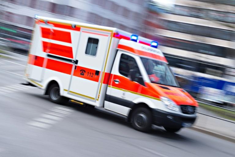 Zwölf Leichtverletzte bei Unfall mit Schulbus in Nordrhein-Westfalen (© 2019 AFP)