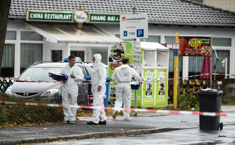 Verdächtiger nach tödlichem Angriff auf Frau in Göttingen gefasst (© 2019 AFP)