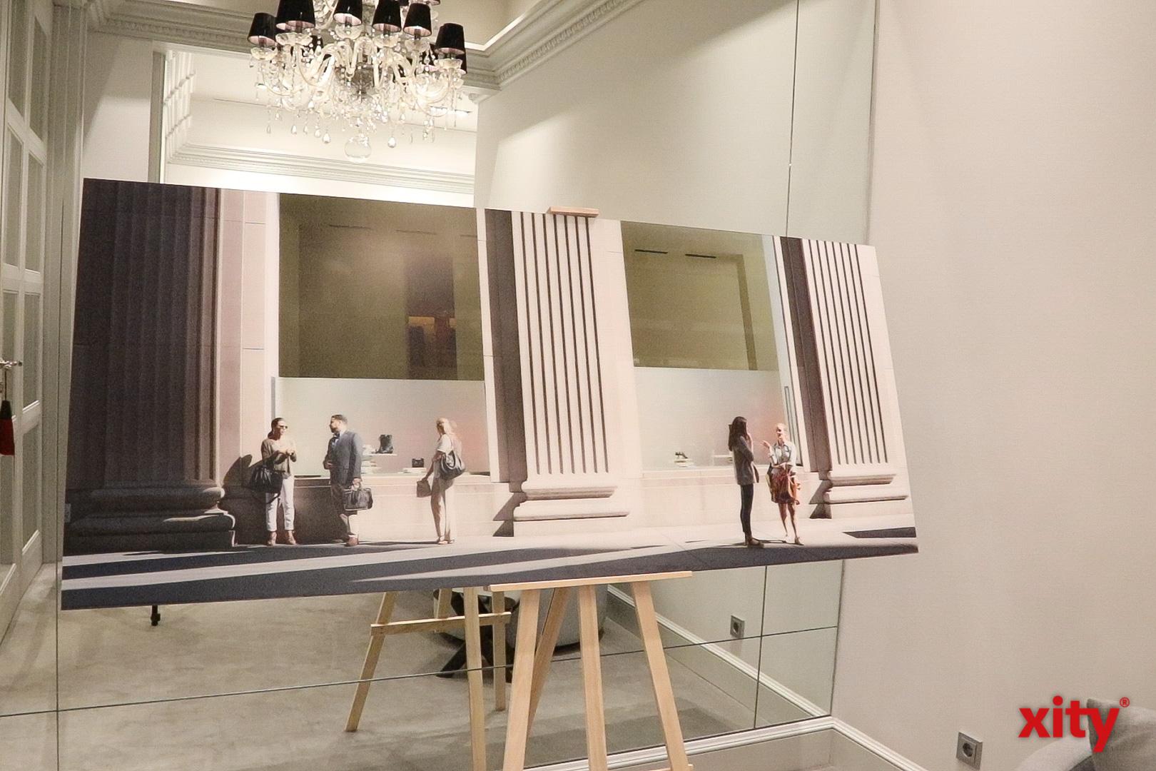 Erstmals wurde bei der Promenade D´Art die Fotokunst vom Gudrun Kemsa gezeigt  (Foto: xity)