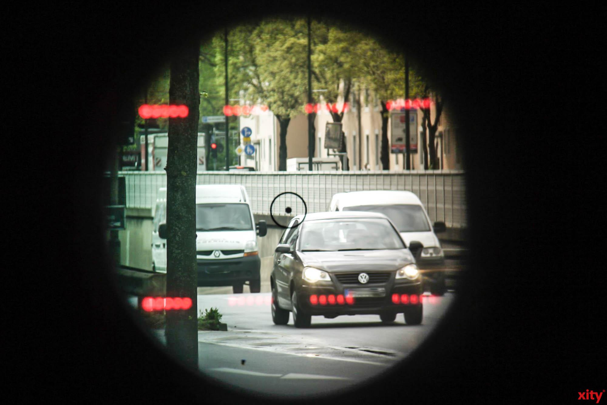 Geschwindigkeitskontrollen der Stadt in dieser Woche (Foto: xity)