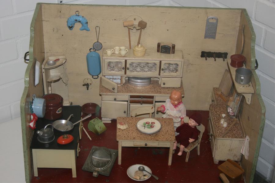 Puppenschätzen im Museum Ratingen (Foto: Stadt Ratingen)