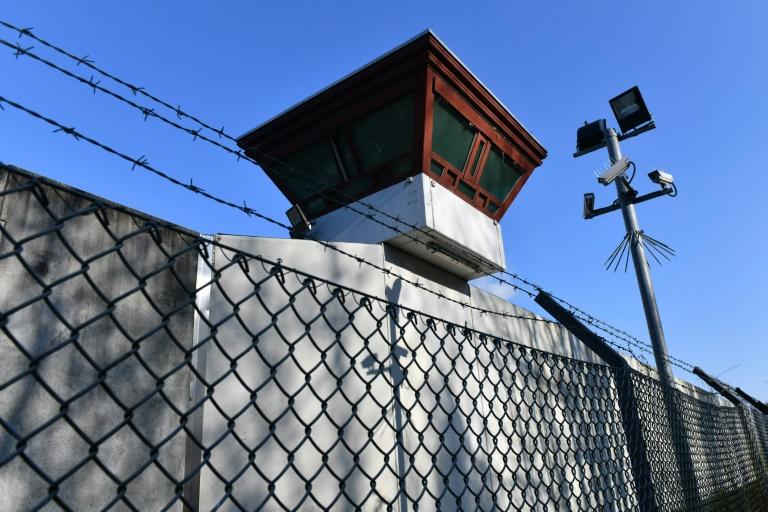 Häftling schweißt Gitterstäbe in Berliner Gefängnis durch (© 2019 AFP)