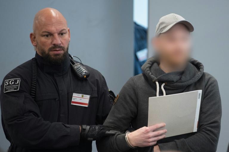 Prozess gegen rechtsextreme Gruppe Revolution Chemnitz (© 2019 AFP)