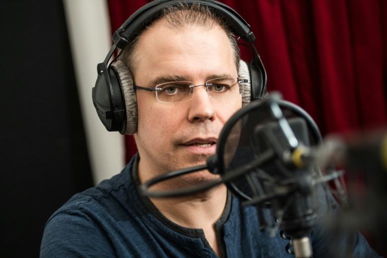 Heiko Grauel ist die neue Stimme der Deutschen Bahn