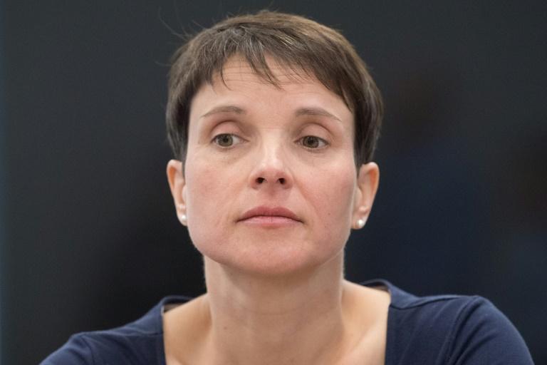 Freispruch für Frauke Petry in Prozess um Steuerhinterziehung und Betrug