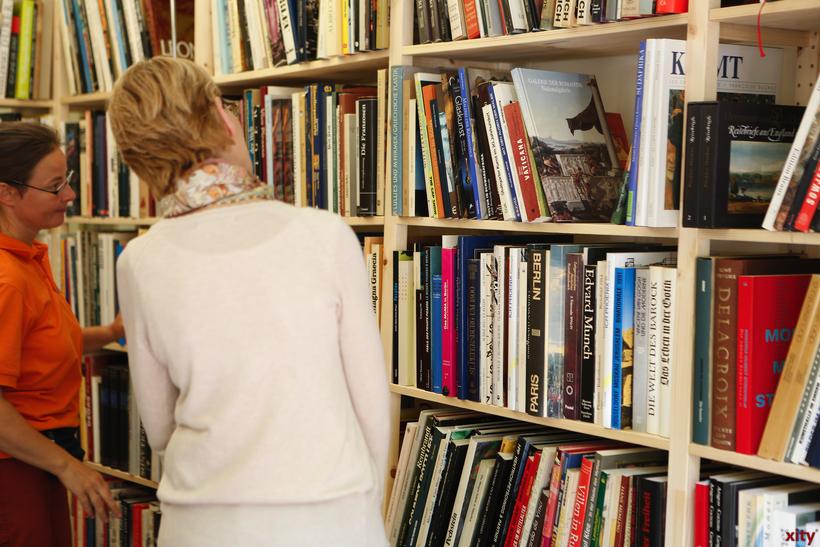 Buch-Talk Ddorf in der Zentralbibliothek