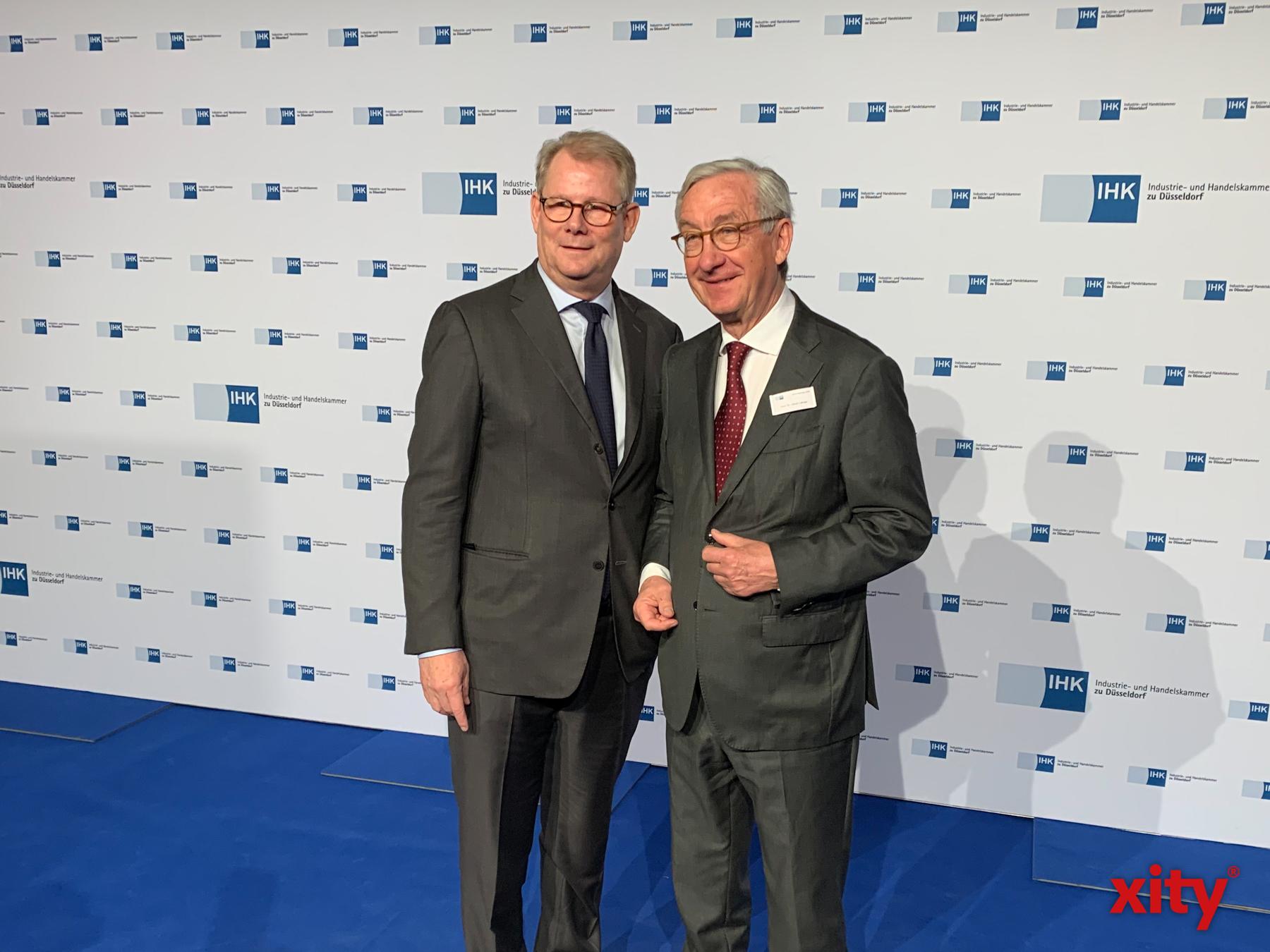 Andreas Schmitz Prof. Dr. Ulrich Lehner (Foto: xity)