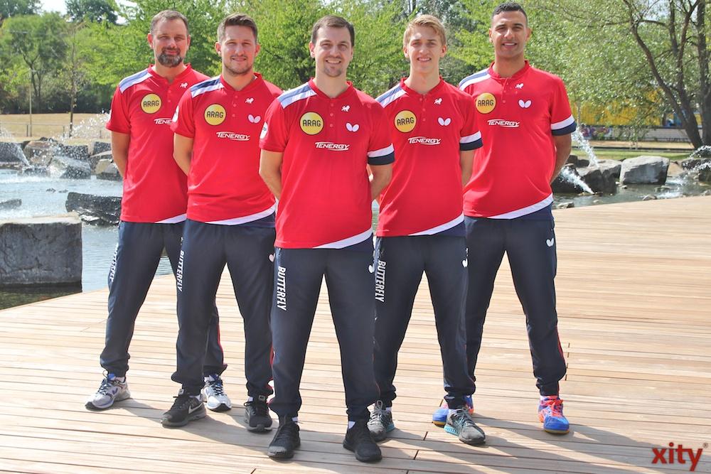 Tischtennis Champions League in der heißen Phase