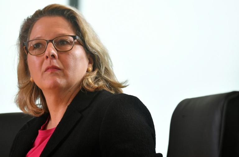 Bundesumweltministerin Schulze zeigt Verständnis für protestierende Landwirte