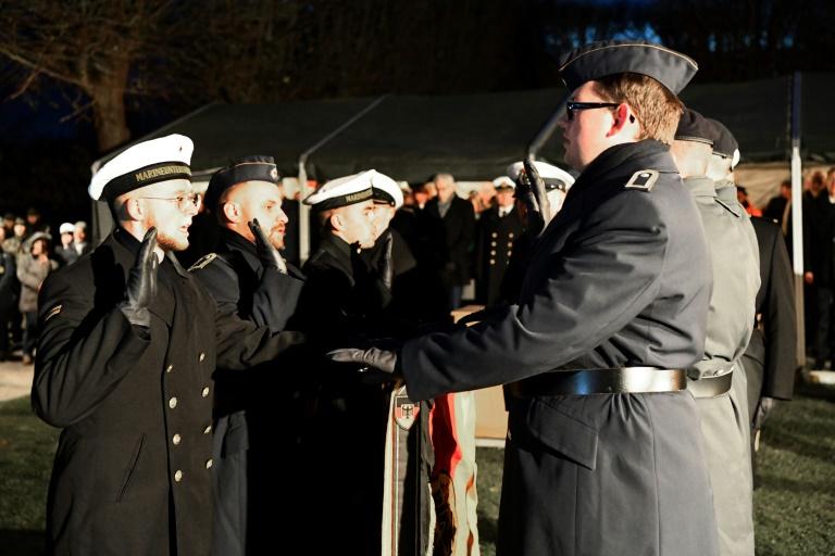Weniger freiwillig Wehrdienstleistende bei der Bundeswehr