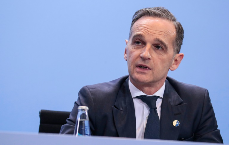 Maas fordert Diskussion über EU-Rettungsmission im Mittelmeer
